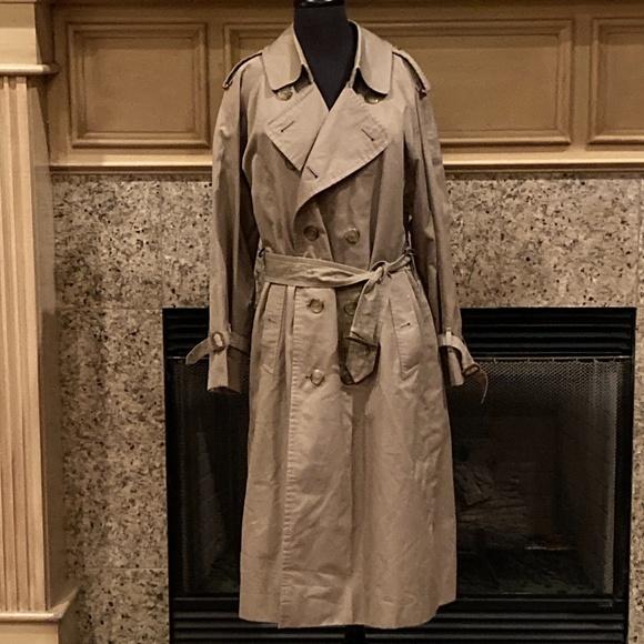 Burberry Trench Coat Raincoat Unisex (Men's)